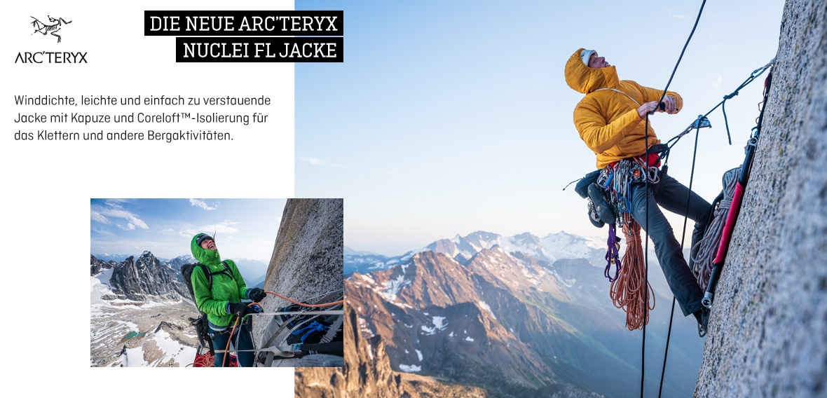 Arcteryx Nuclei Jacket
