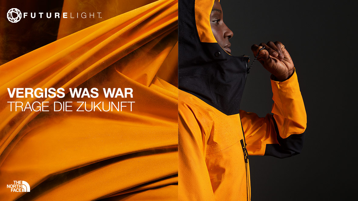 The North Face Futurelight - vergiss was war, trage die Zukunft