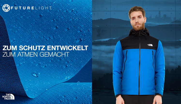 Die neue The North Face Futurelight Tente Jacke ist da!