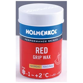 Holmenkol Grip wax rot Neutral