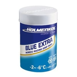 Holmenkol Grip Blue Extra -2°C/-6°C 45 g Neutral