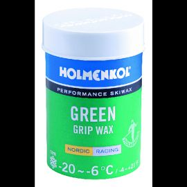 Holmenkol Grip wax grün Neutral