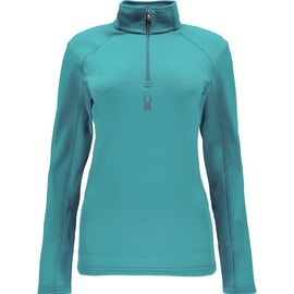 Spyder Savona Therma Stretch T-Neck Mint