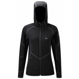 Mountain Equipment Women´s Couloir Hooded Jacket Schwarz