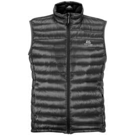 Mountain Equipment Arete Vest Men Schwarz