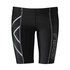 2XU Womens Compression Shorts Schwarz