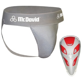 McDavid Suspensorium Flex-Cup Ultralight Grau