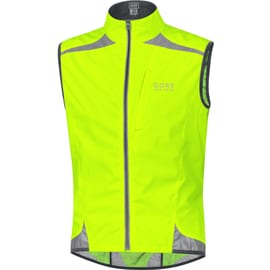 Gore Bike Wear Visibilty AS Vest Gelb