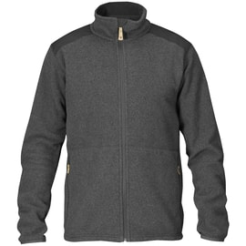 Fjällräven Sten Fleece Anthrazit