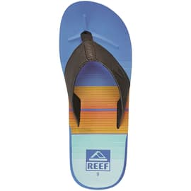 Reef HT Prints Blau