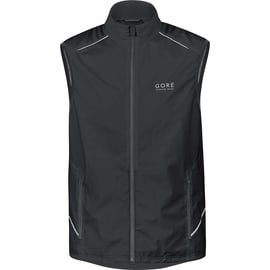 Gore Running Wear Essential WS AS Vest Schwarz