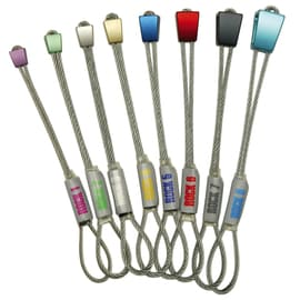 Wild Country Rock Wire Anodised Set 1-8 Neutral