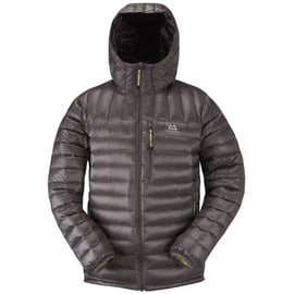 Mountain Equipment Arete Hooded Jacket Men Grau
