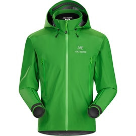 Arcteryx Beta AR Jacket GTX Pro Men Grün