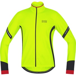 Gore Bike Wear Power 2.0 Thermo Jersey Gelb