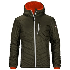 Ortovox Piz Bianco SW Jacket Men Oliv