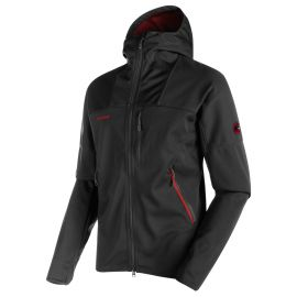 Mammut Ultimate Hoody Men Schwarz