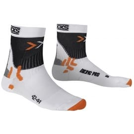 X-Socks Biking Pro Smart Compression Weiß