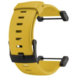 Suunto Core Yellow Rubber Strap Neutral