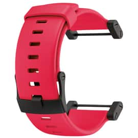 Suunto Core Red Rubber Strap Neutral