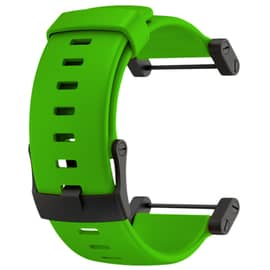 Suunto Core Green Rubber Strap Neutral
