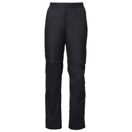 Vaude Wo Drop Pants II Schwarz