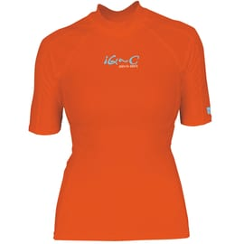 iQ Company UV 300 Shirt Slim Fit w Orange