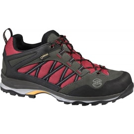 Hanwag Belorado Low Lady GTX Dunkelrot
