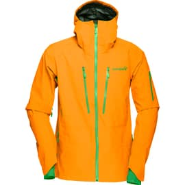 Norröna Lofoten GTX Pro Jacket Men Orange