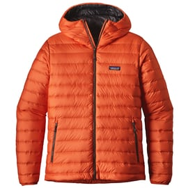 Patagonia M´s Down Sweater Hoody Orange