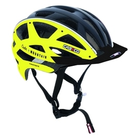 Casco Cuda Mountain Gelb