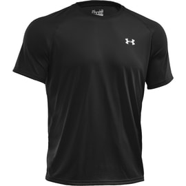 Under Armour UA Tech SS Tee Schwarz