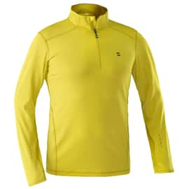 Mountain Force Grid Shirt Gold