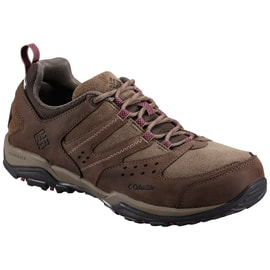 Columbia Peakfreak XCRSN Leather Outdry Women Dunkelbraun
