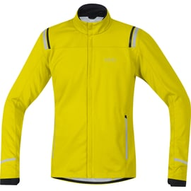 Gore Running Wear Mythos 2.0 WS SO Jacket Lime