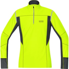 Gore Running Wear Mythos 2.0 Thermo Shirt Gelb