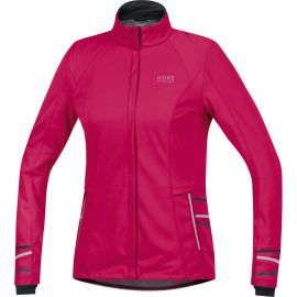 Gore Running Wear Mythos 2.0 WS SO Lady Jacket Pink