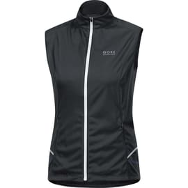 Gore Running Wear Mythos 2.0 WS SO Light Lady Vest Schwarz