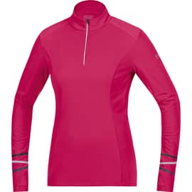 Gore Running Wear Mythos 2.0 Thermo Lady Shirt Violett