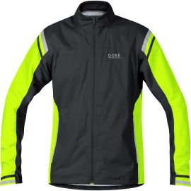 Gore Running Wear Mythos 2.0 GT AS Jacket Gelb