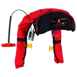 Mammut Protection Airbag System Schwarz