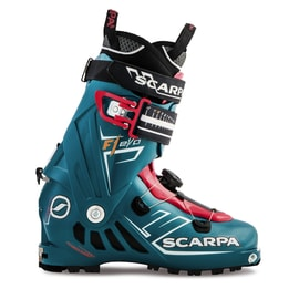 Scarpa F1 Evo Women Manual LTD Neutral