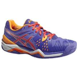 Asics Gel Resolution 6 Clay w Violett