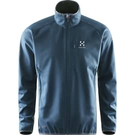 Haglöfs Mistral Jacket Men Blau