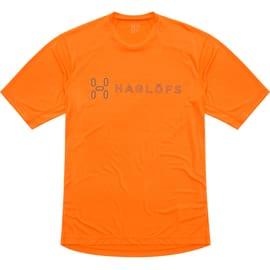 Haglöfs Ridge II Tee Men Orange