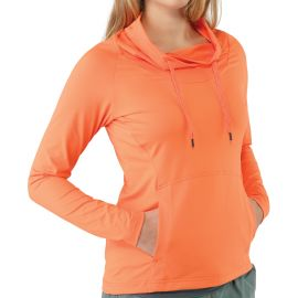 Arcteryx Varana LS Shirt Women Orange