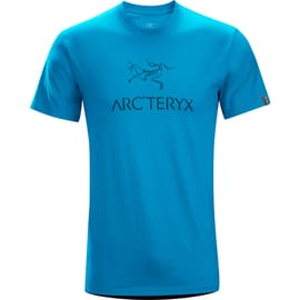 Arcteryx Arc´word S/S Crew T-Shirt Men Hellblau