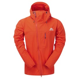 Mountain Equipment Squall Hooded Jacket Men Orange