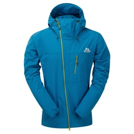 Mountain Equipment Squall Hooded Jacket Men Blau