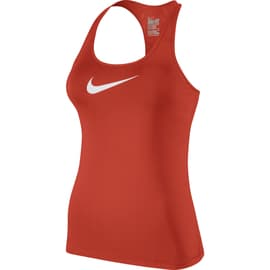Nike Flex Swoosh Tank Orange